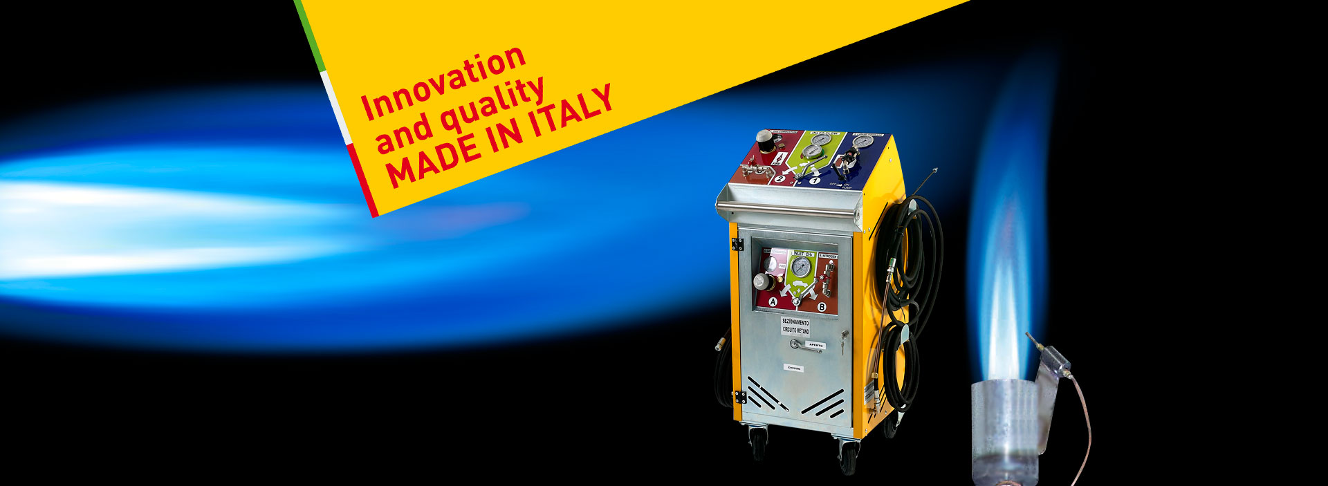 il kit di pompaggio olio MID-MI005 dotato di sistema automatico per l'eliminazione dell'aria residua