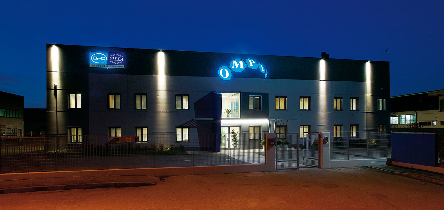 headquarter Ompi